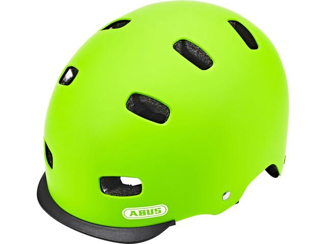 ABUS Scraper Kid 2.0 Cykelhjelm Børn rød   Helmets
